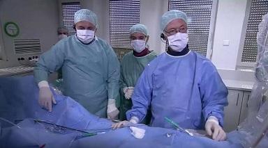 CSI Frankfurt- V-LAP live case